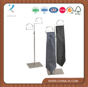 Counter Top Retail Metal Ties Display Stand pictures & photos