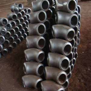 Inspect Thickness on Outter Arc Butt Weld Pipe Fittings pictures & photos