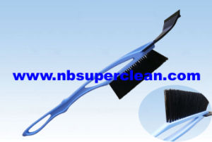 Plastic Snow Cleaning Brush with Ice Scraper (CN2285) pictures & photos