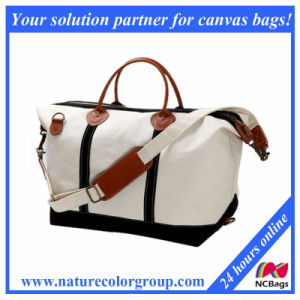 Canvas Weekender Travel Bags for Women pictures & photos
