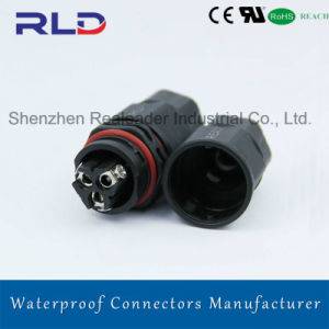 3pin Quick Lock Cable Connector Terminal for LED Lighting