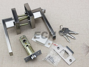 Ec Hardware High Quality Zinc Alloy Handle Lock (EHL011)
