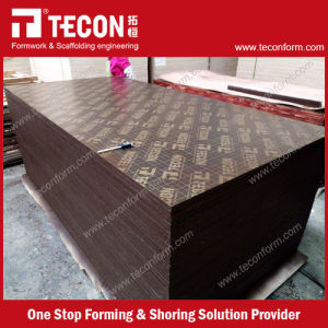 Tecon Good Quality Construct Plywood pictures & photos