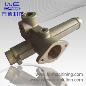 Customized Brass Sand Casting for Machining Parts