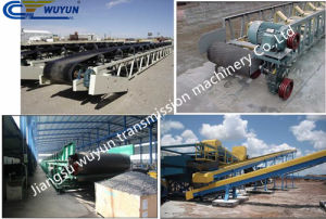 Good Performance Durable Conveyor Pulley Drum for Belt Conveyor