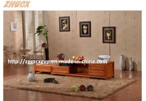 Wood TV Cabinet Living Room Furniture Wooden Cabinet pictures & photos