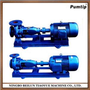 Horizontal Clarified Water Centrifugal Single-Stage Pump pictures & photos