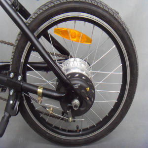 "20"" Aluminum Alloy Frame Folding Electric Bicycle (JSL-039ZL) pictures & photos"