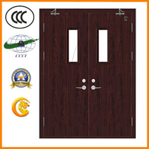 Interior Door Wooden Fireproof Door with High Quality