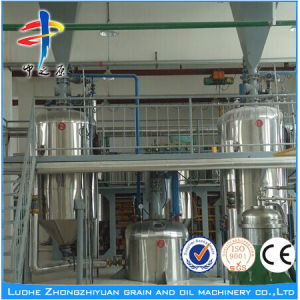 5-50 T/D Cooking Oil Refinery, Edible Oil Refinery for Food Factory pictures & photos