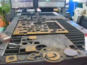 Sheet Metal Laser Cut Parts pictures & photos
