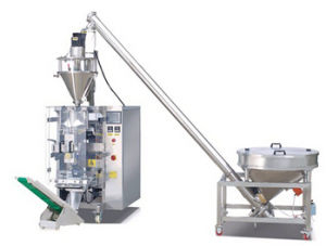 Classic Vertical Forming Filling Sealing Packing Machine pictures & photos