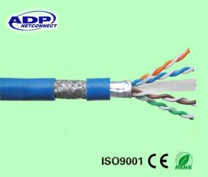High Speed 4 Pair SFTP CAT6 Internet Computer LAN Cable pictures & photos