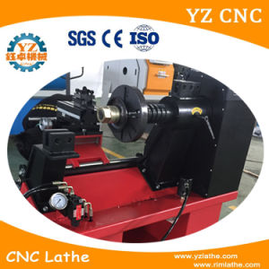Electric Hydraulic Alloy Wheel Repair Machine Rim Straightening Machine pictures & photos