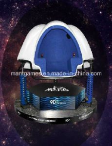 Mantong New Products 9d Vr Cinema / Cinema Simulator From China pictures & photos