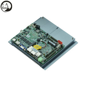 3.5′′ Industrial Motherboard with Celeron-U 1037u, Integrated DDR3 4GB Memory, 6* RS232 COM pictures & photos