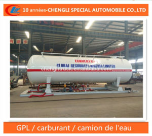2.5t LPG Skid Station 5cbm 5000L LPG Filling Station pictures & photos