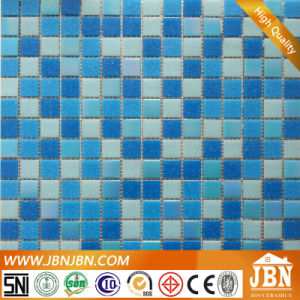 Rainbow Blue, Bathroom, Swimming Pool, Glass Mosaic (H420090) pictures & photos