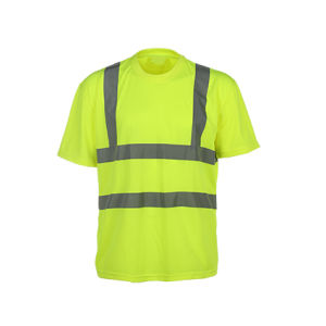 Breathable High Visibility Reflective Safety T-Shirts