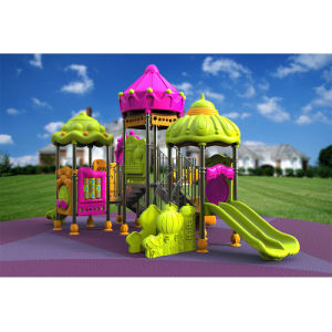 Outdoor Playground--Magic Paradise Series, Children Outdoor Slide (XYH-MH0021)