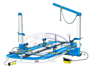 Wld-II Economy Auto Body Frame Machine pictures & photos