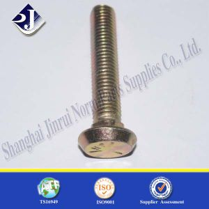 Nonstandard Carriage Bolt (Zinc Plated 4.8 Ts16949) pictures & photos