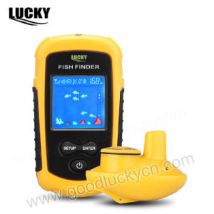 Wireless Fish Finder Portable Fishfinder pictures & photos