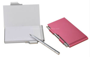 Colorful Metal Notepad Holder, Memo Pad Holder pictures & photos