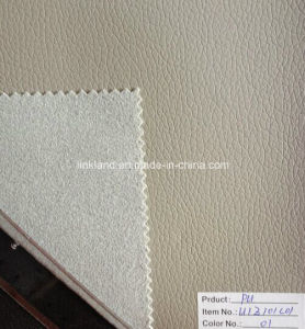 High Quality PU Synthetic Leather for Sofa (U1Z101C01)