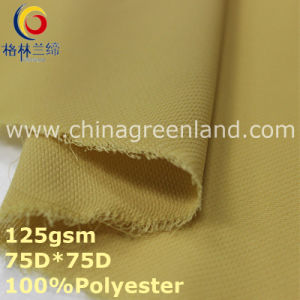 100%Polyester Chiffon Plain Dyeing Fabric for Textile (GLLML360) pictures & photos