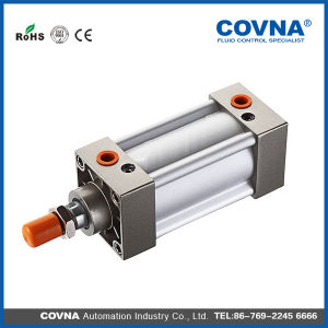 M5X0.8 Port Spring Return Pneumatic Air Cylinder, Vbc Cylinder