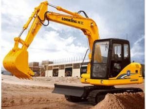 International Brand Lonking Hydraulic Excavator LG6090 pictures & photos