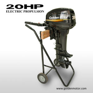 20HP Powerful and Reliable Electric Propulsion Outboards, pictures & photos