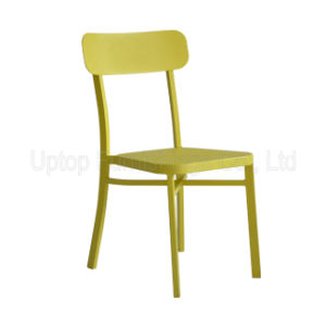 Outdoor Patio Yellow Aluminum Basel Chair (SP-OC776) pictures & photos