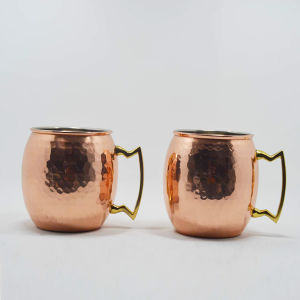 Copper Moscow Mule Mug Steel Creative pictures & photos
