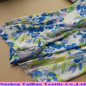 Polyester Printing Silk Chiffon Fabric Georgette Fabric pictures & photos