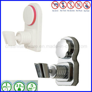 Sanitary Accessories Wall Mounted Showerhead Holder with Suction Cup