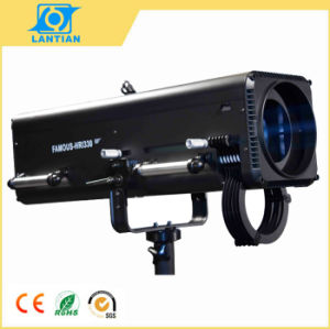 LED Follow Throw Light 400W Search Light for Stage pictures & photos