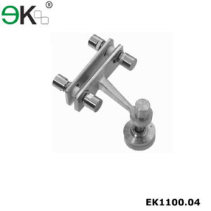 Stainless Steel One Way Single Arm Glass Fin Spider Fitting