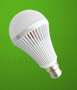9W LED Bulb Light LED Rechargeable Light pictures & photos