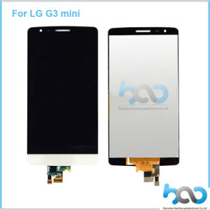 Repair Cell Phone TFT Assembly Digitizer Replacement Touch LCD Screen for LG G3 Mini