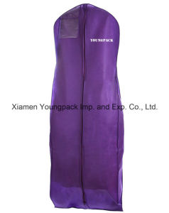 High Quality Non-Woven Breathable Ladies Bridal Gown Bags pictures & photos