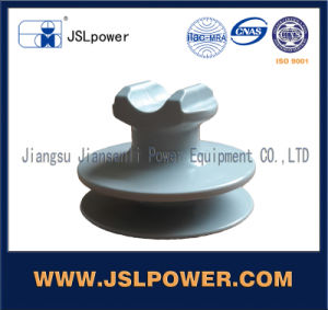 China Manufacturer Modified Polyethylene 25kv Pin Insulator with Transmission Line pictures & photos