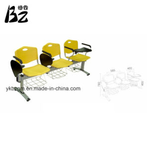 3 Seats Plastic Public Chair (BZ-0357) pictures & photos