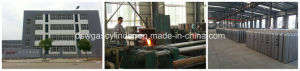 Gas Cylinder with Hydrogen Gas GB 5099 ISO9809 Standard pictures & photos