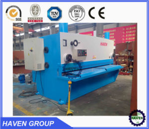 QC12Y 4X2500 hydraulic CNC steel plate cutting machine pictures & photos