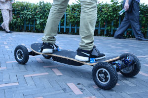 Factory Price for off-Road 4 Wheels Self-Balancing Electric Skateboard