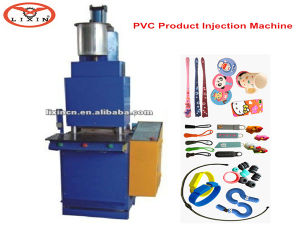 Double Side PVC Label Injection Machine pictures & photos