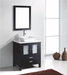 36′′ USA Style White Painted Bathroom Furniture