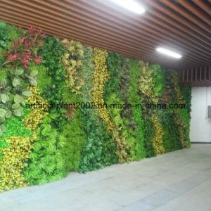 china artificial vertical grass wall backdrop decoration china